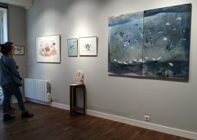 exposition Olivier Rousseau