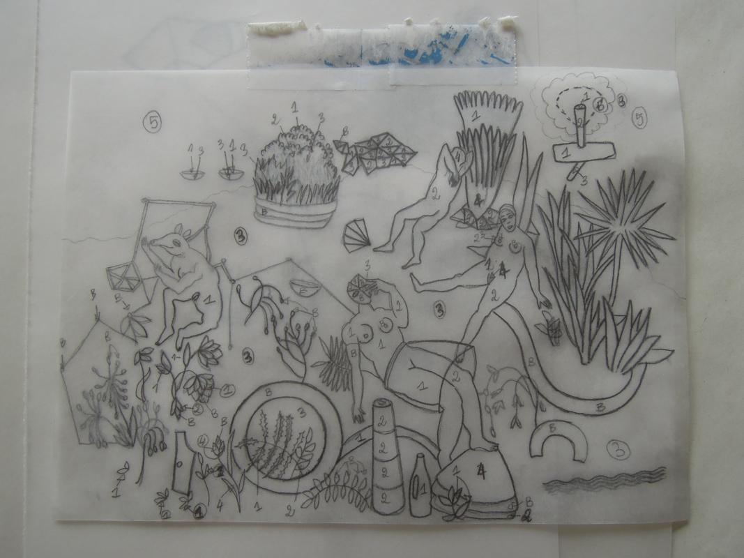 gravure - hélène duclos