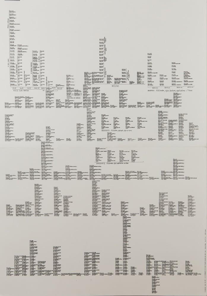 listes des oeuvres de 2009 à 2013 - Hélène Duclos