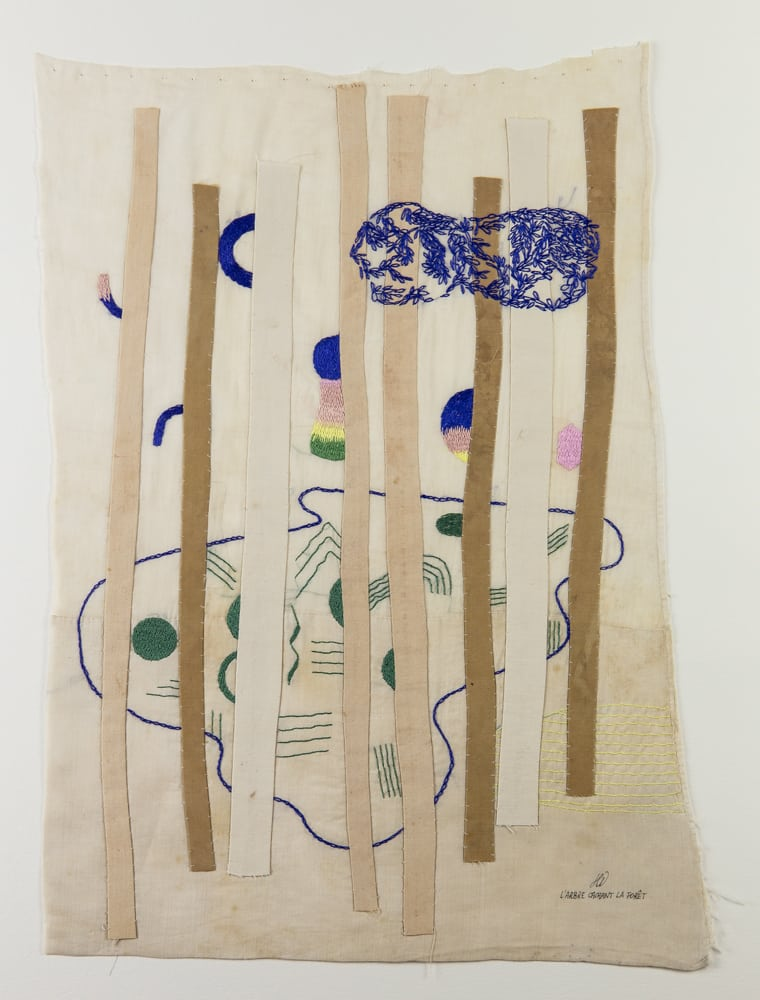 L'arbre cachant la forêt - Hélène Duclos