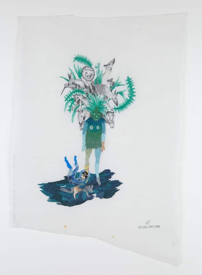 art textile - hélène duclos