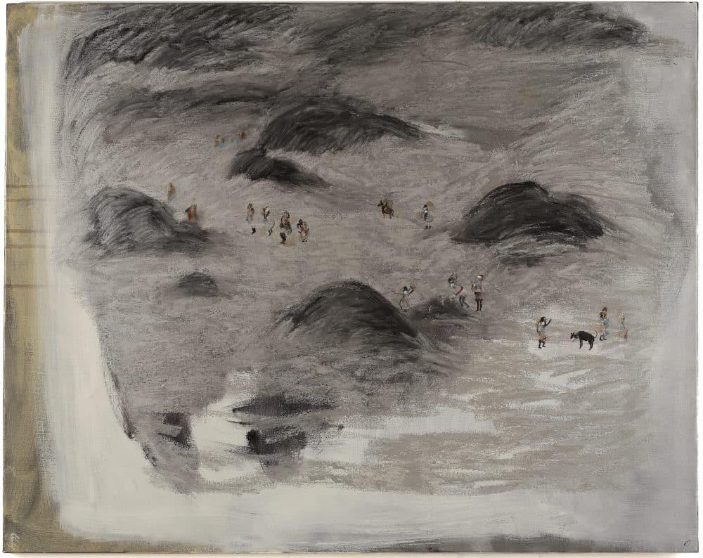 huilse sur toile - Les refuges du silence, 4- hélène duclos